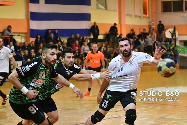Handball Premier: Με τον πολύ ισχυρό ΠΑΟΚ ο πρώτος αγώνας του Διομήδη το Σάββατο