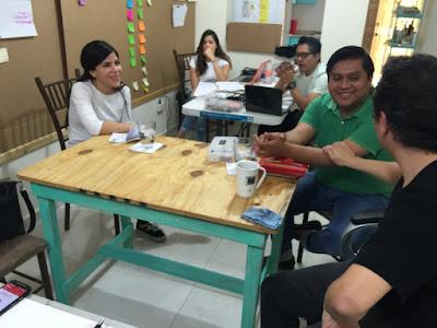 Aplicar los modelos de innovación creados por Lalo Plascencia. Los chefs Gabriela Ruiz y Ramón Torres.