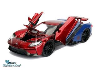 Ford GT, Spider-Man