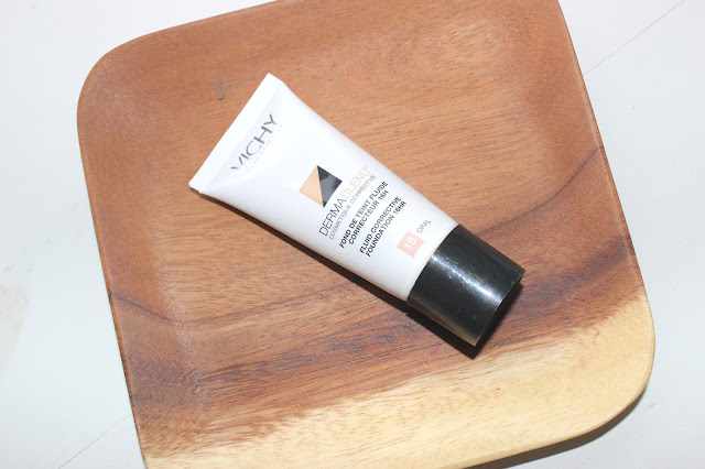 Vichy Dermablend Fluid Corrective Foundation Review