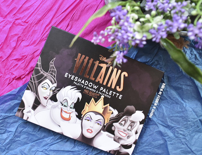 Paleta Disney Villains de Mad Beauty