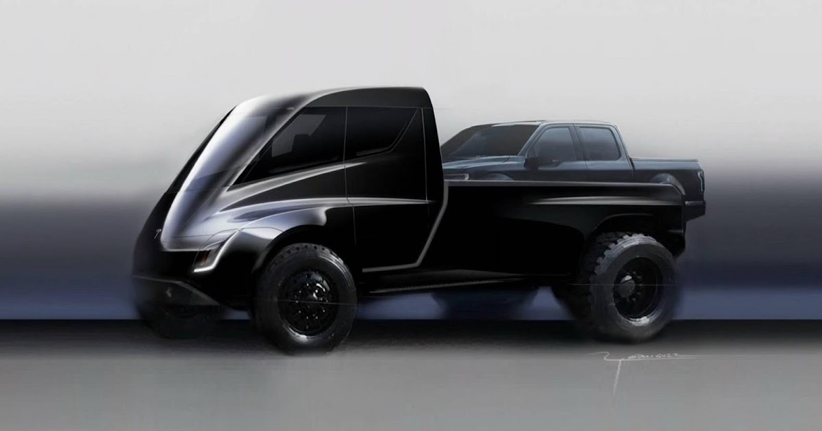 An Electric Pickup Truck Will Be Tesla's Top Priority After the Model Y