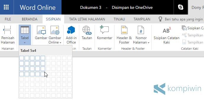 cara gunakan aplikasi microsoft office gratis selamanya