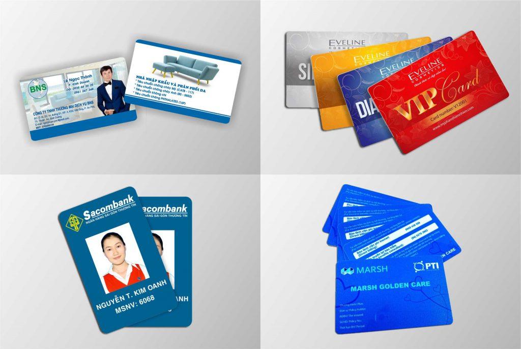 In thẻ nhựa lấy liền tại Đà Nẵng