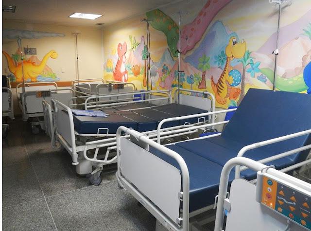 Al menos 16 niños murieron en el J.M. de los Ríos en lo que va de 2019