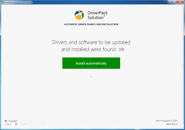 driverpack solution latest version free download