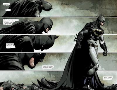 Batman: Yo Soy Suicida de Tom King, Mikel Janín y Mitch Gerads.