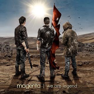 Magenta We Are Legend