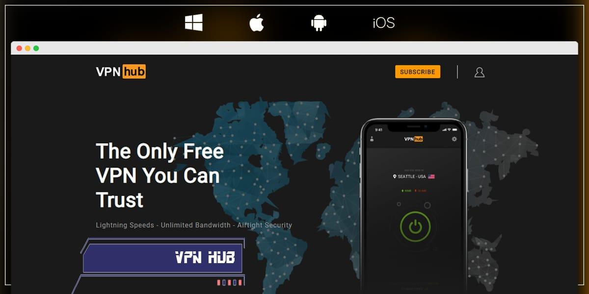 vpn hub free vpn
