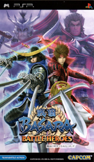 Download Basara Battle Heroes PPSSPP For Android