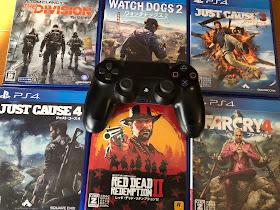 PS4のゲーム
