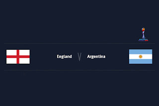 Match Preview England v Argentina FIFA Women's World Cup