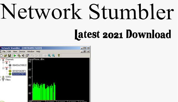 Download-Network-Stumbler