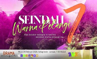Tonton Drama Seindah Tujuh Warna Pelangi Episod 9 Full.