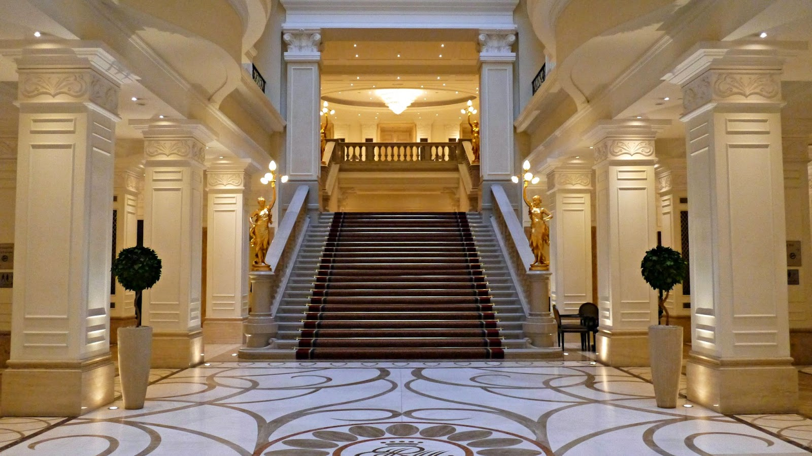 The Corinthia hotel budapest