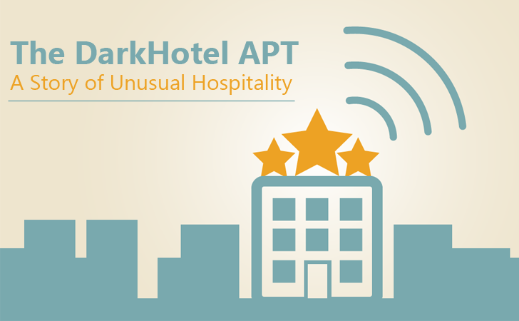 Darkhotel APT Malware Targets Global CEOs Using Hotel Internet