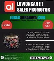Info Loker Surabaya di PT. Tridaya Incan Pratama Terbaru November 2019