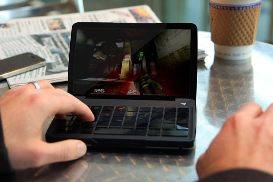 Razer Gaming Tablet Concept Design Mr Techpathi