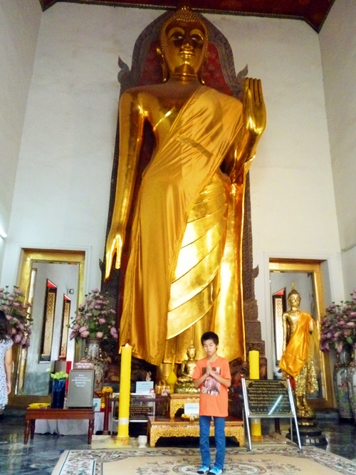 Temple of the Reclining Buddha (Wat Pho 涅槃寺)