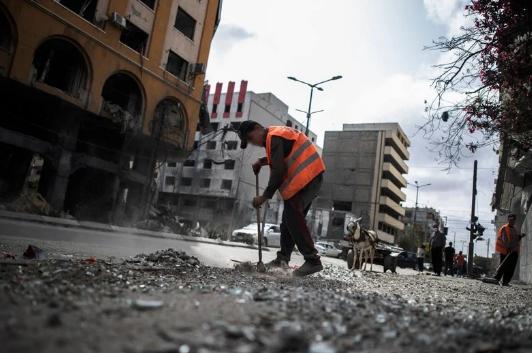taroudantpress : Israël propose un plan de développement de la bande de Gaza en échange de l'engagement du Hamas au calme