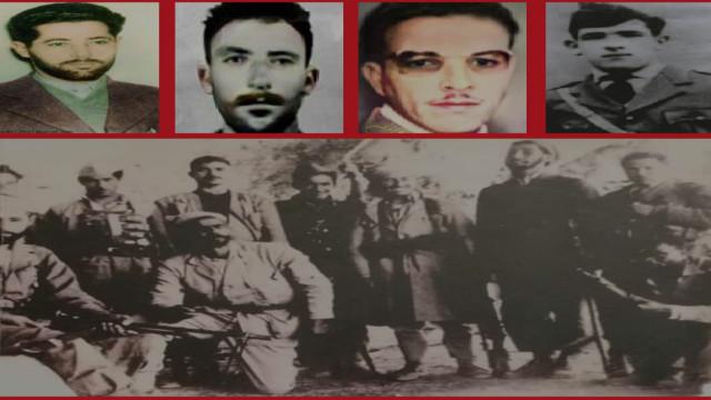 ذكرى إعدام القادة العسكريين للثورة بمنطقة الأوراس