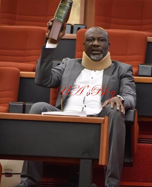 Court grants AGF's request, fixes July 10 for Melaye's trial