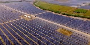 Solar Power Plant in India