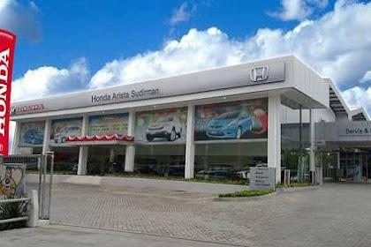 Lowongan Kerja Pekanbaru : Honda Arista Sudirman April 2017