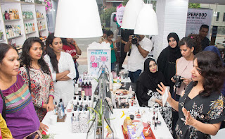 Head of Marketing at The Body Shop India, Aradhika Mehta shares advice on skin care routines