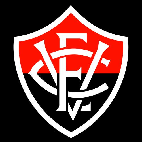 Logo Klub Sepakbola Vitória PNG