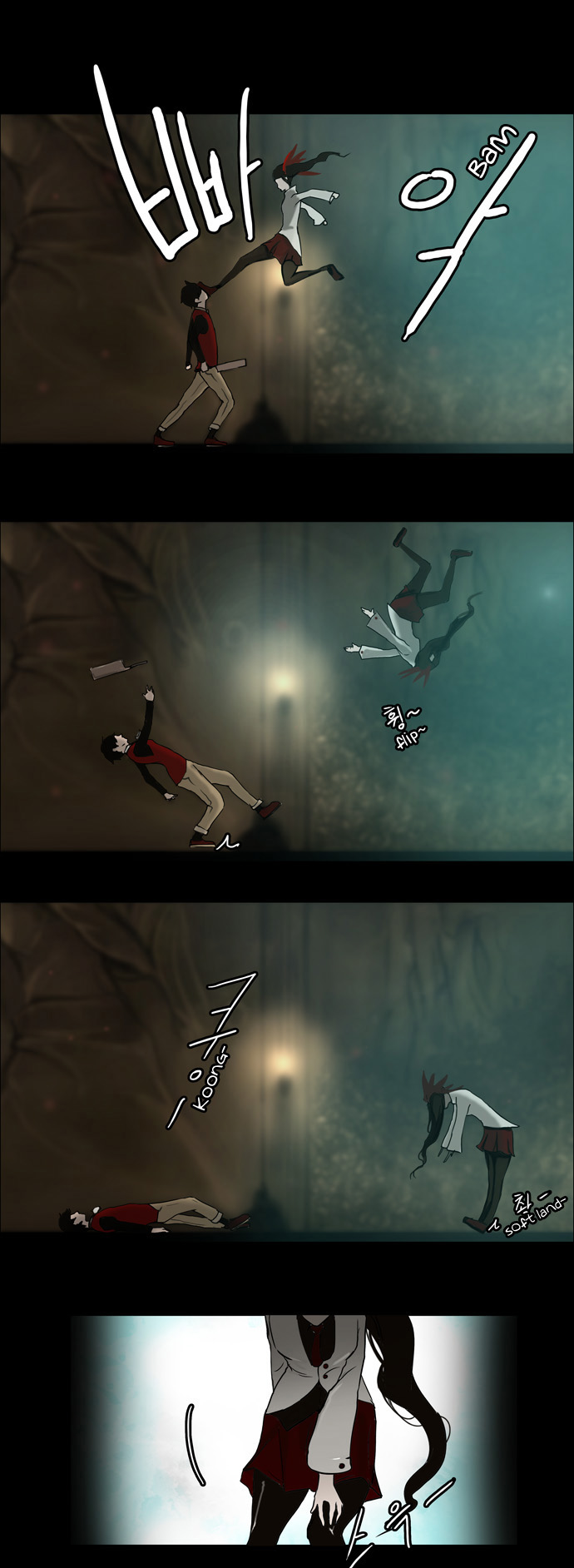 Tower of God chapter 2 trang 12