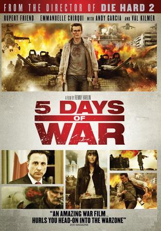5 Dias de Guerra Dublado