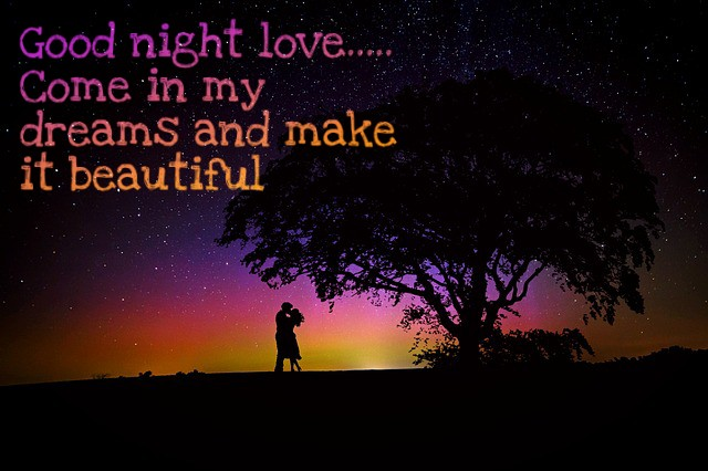 Good night images for love in hd