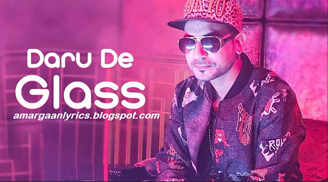 Daru De Glass Lyrics Sukh Kaim