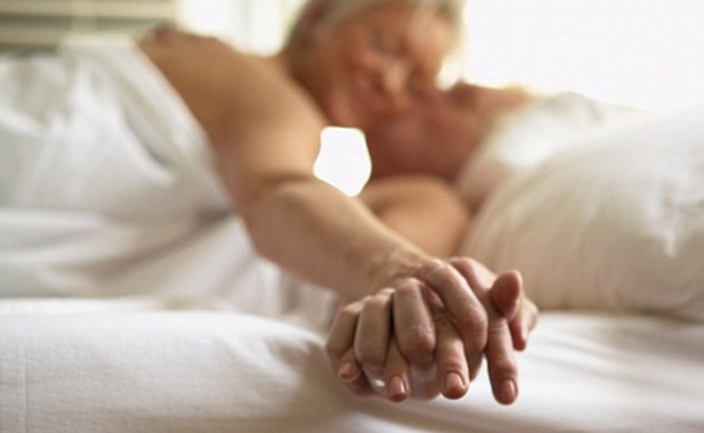 WANT TO LAST LONGER DURING SEX AFTER THE AGE OF 40 NATURALLY