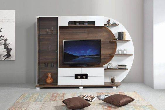 25 Awesome Ideas to Make Modern TV Unit Decor in Your Home - Decor Units