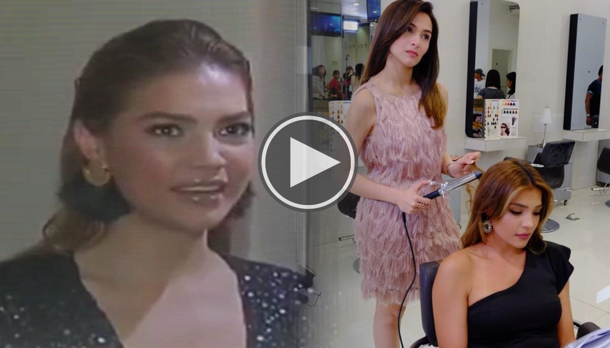 Watch Rhian Ramos Enjoying Role As Jennylyn Mercados Rival In My