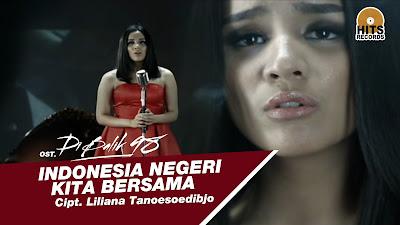 Lirik Lagu Angel Pieters – Indonesia Negeri Kita Bersama