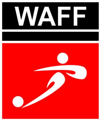 Logo Timnas Sepakbola Negara di Asia Barat WAFF