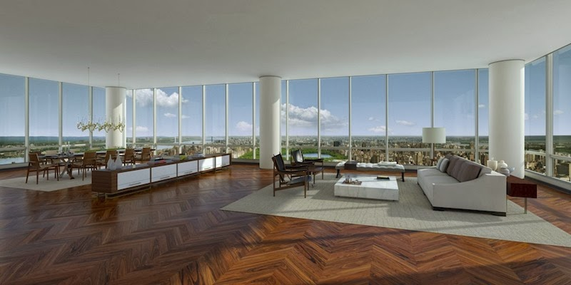 Luxury Life Design: The Top 5 Most Stunning Penthouses ...