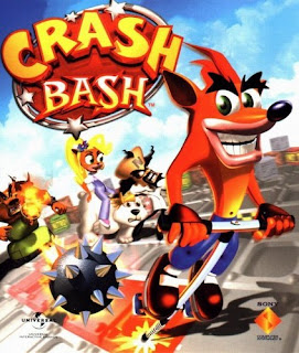 crash bash pc لعبة