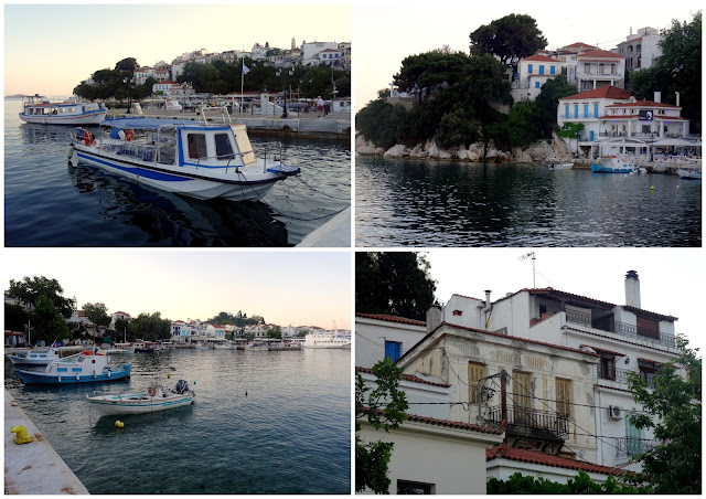 Old Port of Skiathos