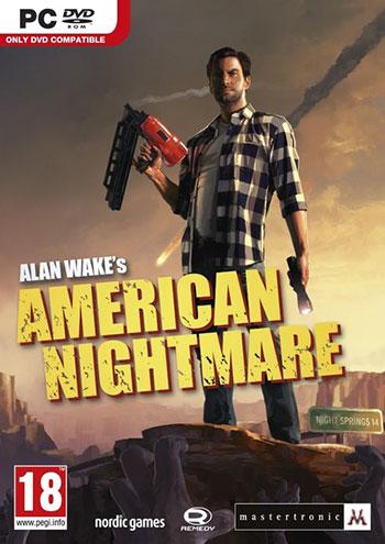 تحميل لعبة الأكشن و القتال Alan Wakes American Nightmare
