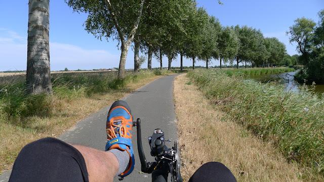 Tour de la Belgique en vélo, Ostende