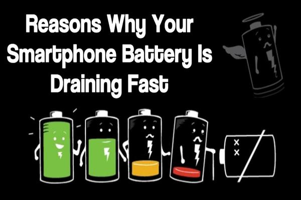10 أسباب من شأنها أن تستنزف بطارية هاتفك الاندرويد