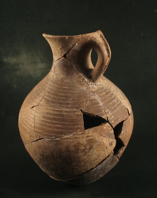Urartu era artefacts unearthed in Armenia's east