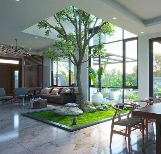 Indoor Succulent Planter