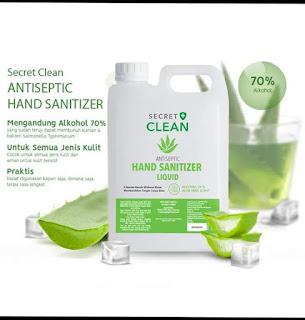 Handsanitaizer (Aloevera)
