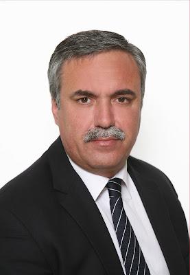 Ευχαριστήρια επιστολή του προέδρου της ΝΟΔΕ ΝΔ Θεσπρωτίας κ. Άλκη Λάμπρου