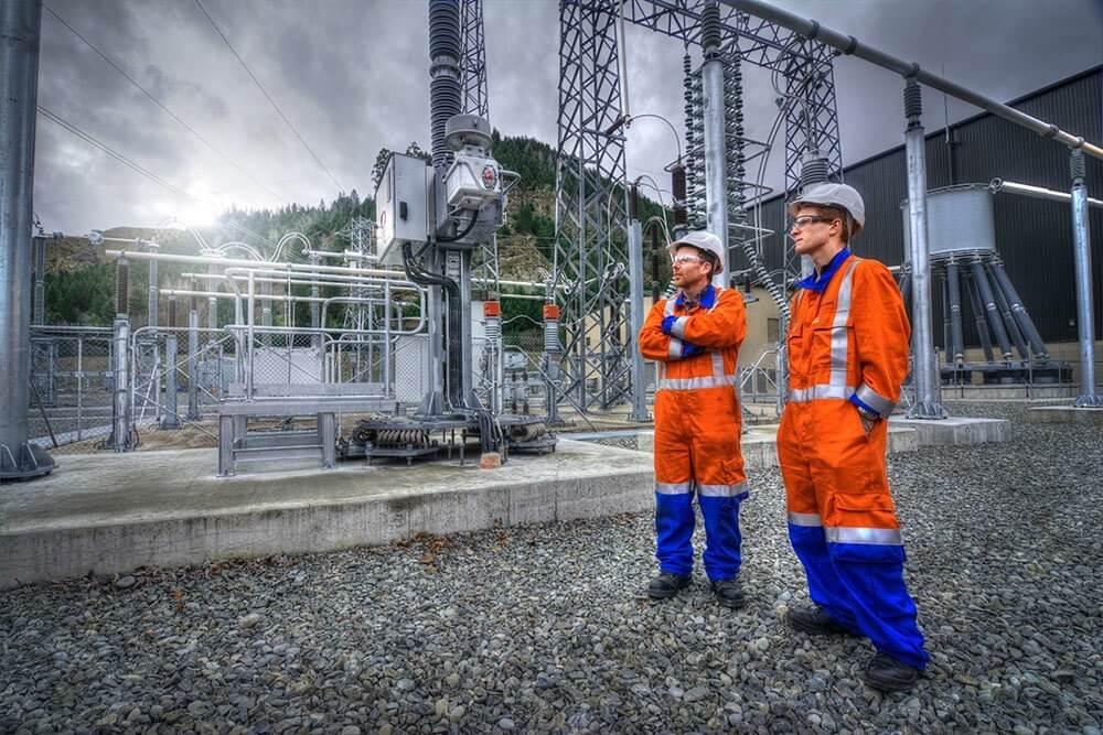 تخصص هندسة القوى والآلات الكهربية من الالف للياء Power engineering and electrical machines